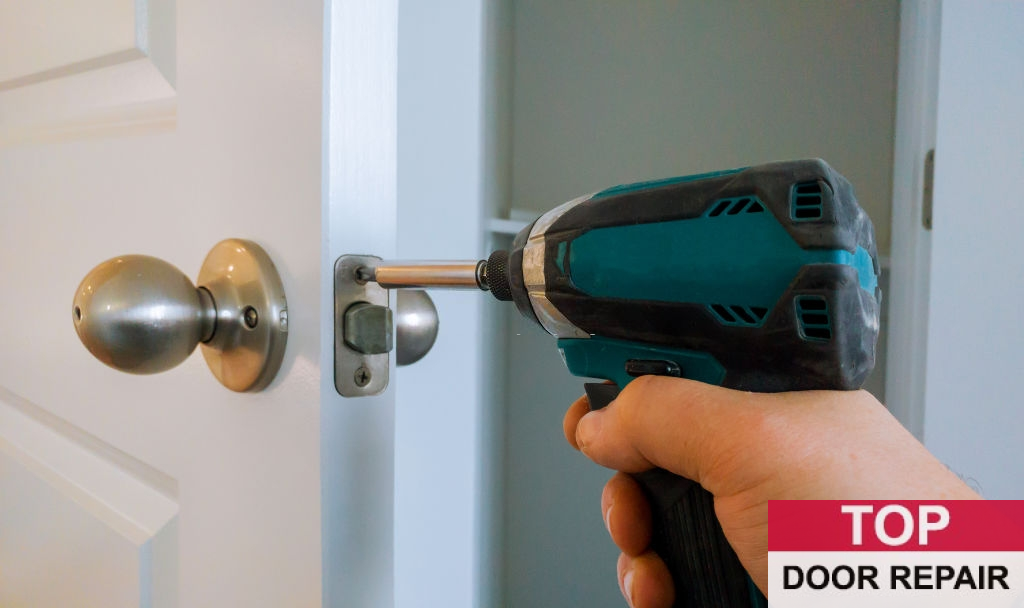 Door Repair Services in Langley