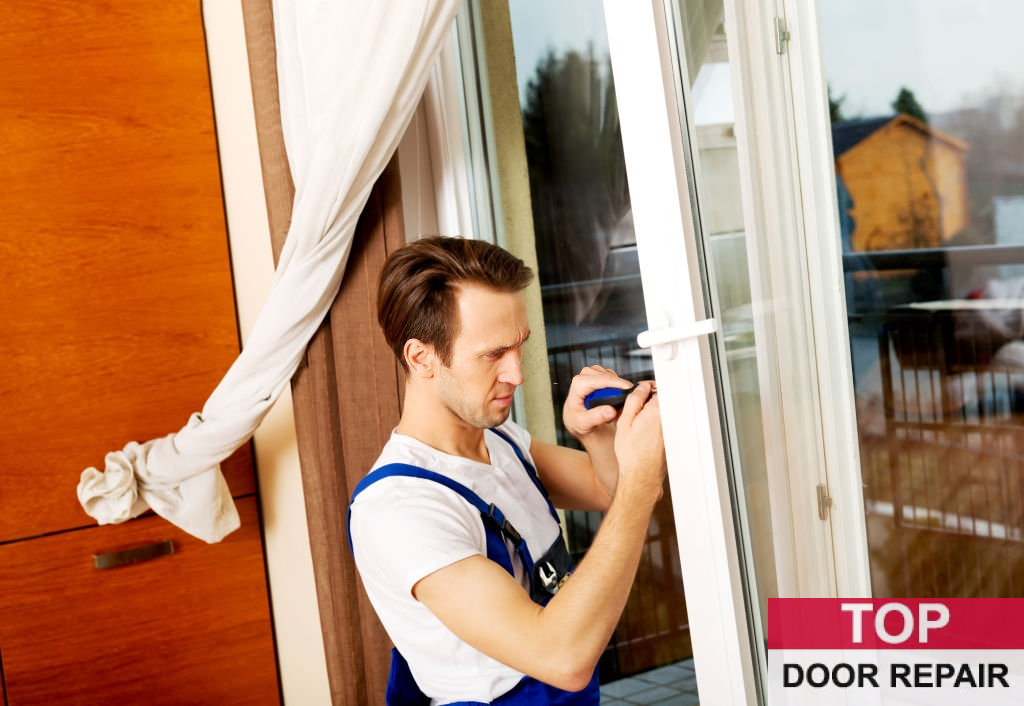 Door Repair Services in Oakridge