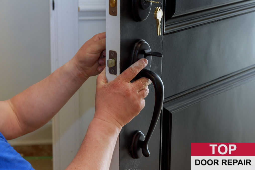 Door Repair Services in Marpole