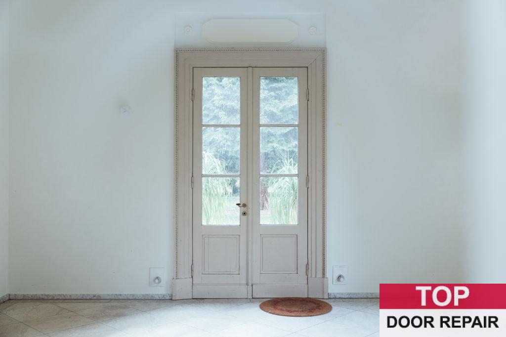 Hole in a Door