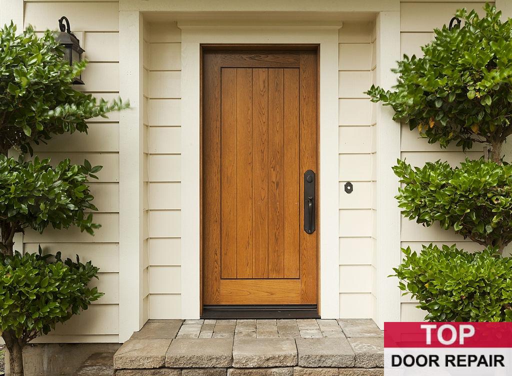 Wooden Door Replacement