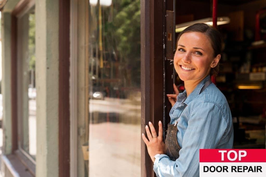 Commercial Door Repair services in Burnaby