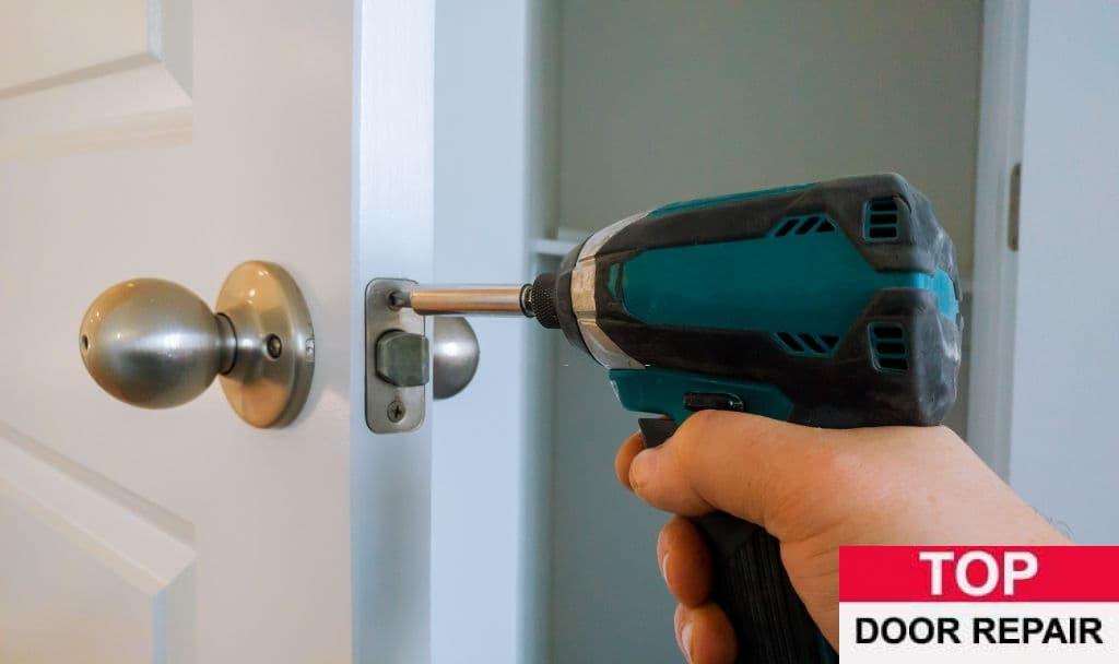 Door Repair Services in Langley