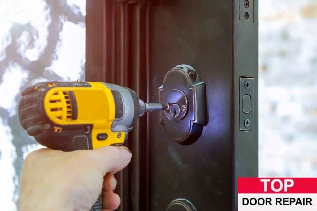 Door Repair Services in Downtown Vancouver